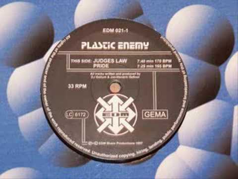 Plastic Enemy - Judges Law