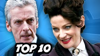 Doctor Who Series 8 Episode 12 and Christmas Special 2014 Trailer Breakdown