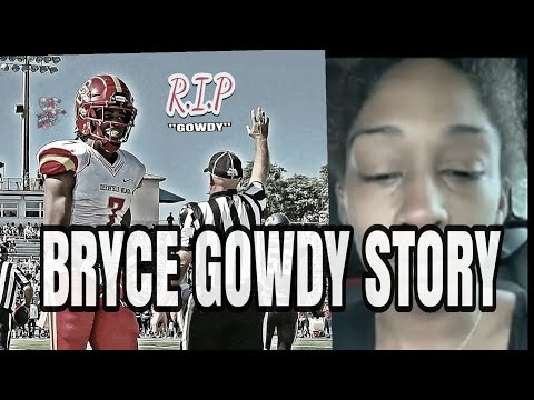 Frederick Hand  - Georgia Tech signee Bryce Gowdy's death ruled suicide