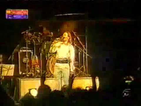 Luis Miguel en Vivo cantando a su mamá