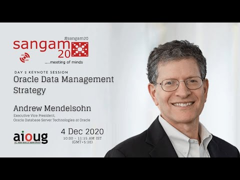 Oracle Data Management Strategy & Introducing the Next Database Release