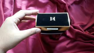 Carolina Herrera GOOD GIRL parfume UNBOXING