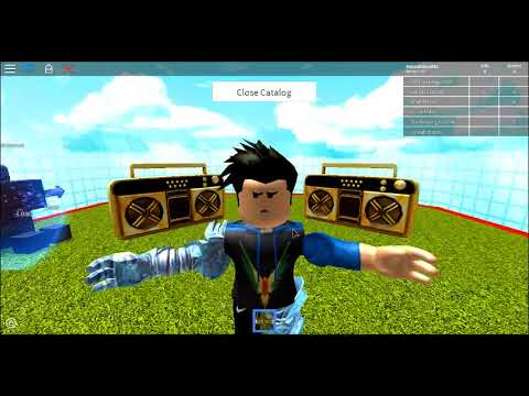 roblox song id for thunder