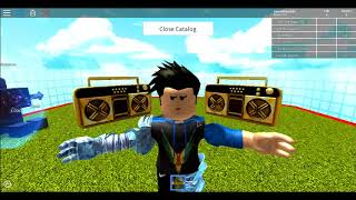 ROBLOX CODE THUNDER IMANGINE DRAGONS