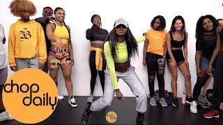 Mahalia ft Burna Boy - Simmer (Dance Class Video) | Lady CunFaya Choreography | Chop Daily