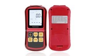 Термометр с двумя щупами. Тест-обзор Benetech GM1312