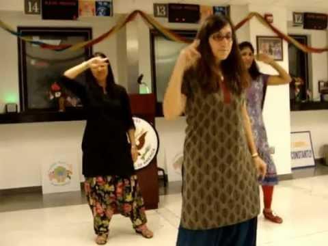 Consular dance team