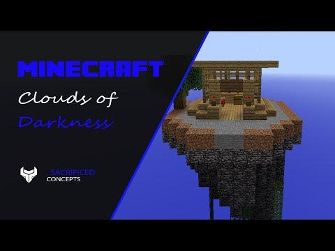Minecraft Clouds Of Darkness (Hardcore) - Part 8 - Auto Mob Spawner