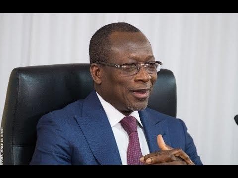 Rencontre du Président Patrice Talon avec les pharmaciens du Bénin