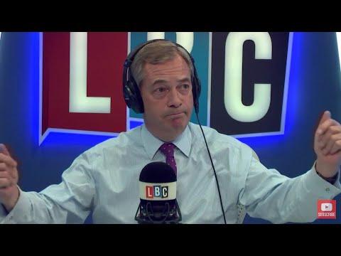 The Nigel Farage Show: Britain's Brexit bill £40bn? Live LBC - 28th November 2017