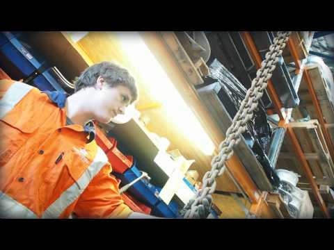 How Do You Check A Lifting Chain?  Ranger BEN Tells You!