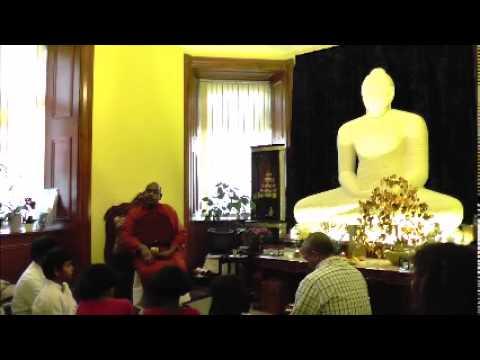 Nekkamma Paramita by Ven Kattakaduwe Sumanarathana - Scottish Buddhist Vihara