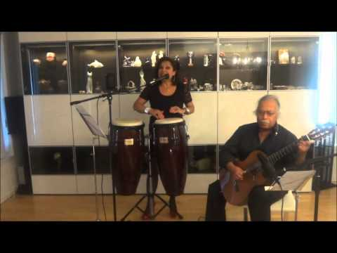 Googoosh - Harf cover by Sissy and Masoud