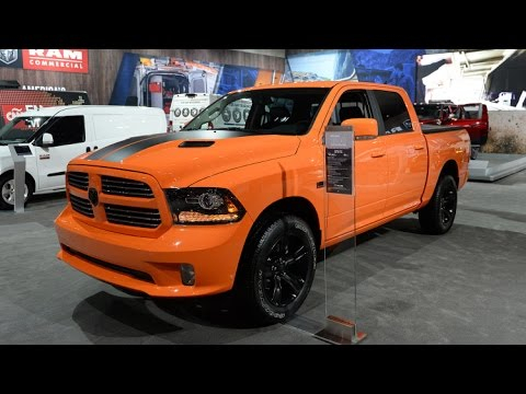 New Exterior Ram Debuts New 1500 Rebel Mojave Sand And