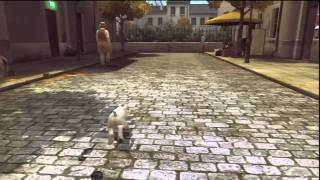 Tintin PS3 GamePlay 1