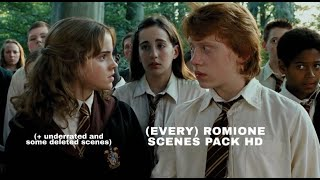 every romione scenes, pack (link in desc)