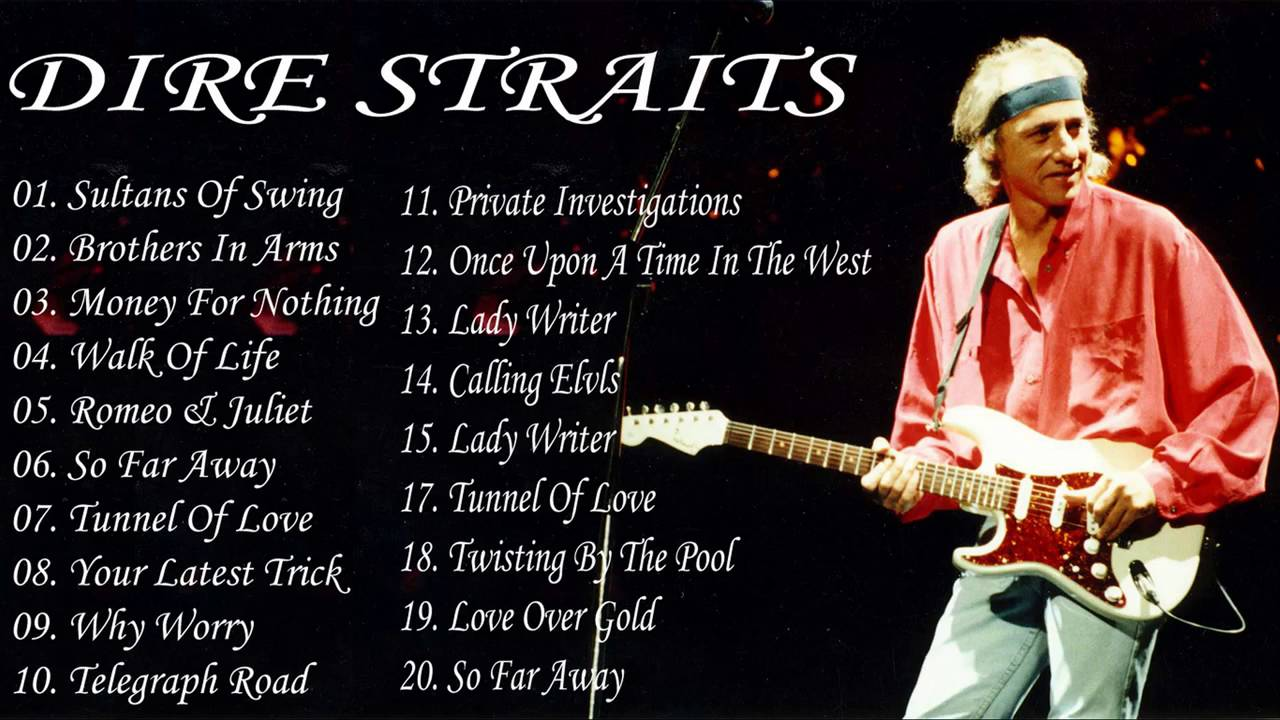 Dire Strait Greatest Hits Best Songs Of Dire Strait Mp3