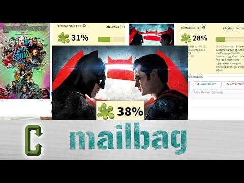 Why Are Critics So Harsh On DC Movies? - Collider Mail Bag