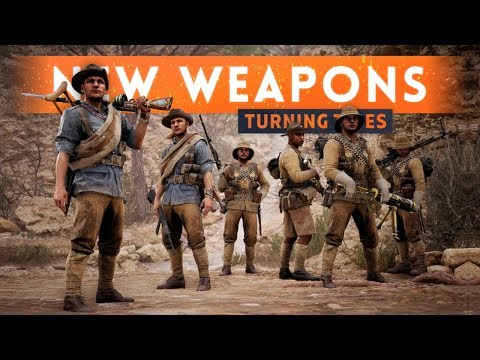 ► COMPLETE NEW WEAPONS OVERVIEW! - Battlefield 1 Turning Tides DLC