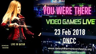 ICO - You Were There - Video Games Live Qatar 2018