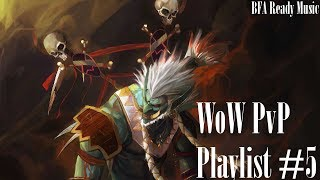 WoW PvP Music Playlist Mix #5 (Rock/Metal/Alternative) (August 21st, 2018)