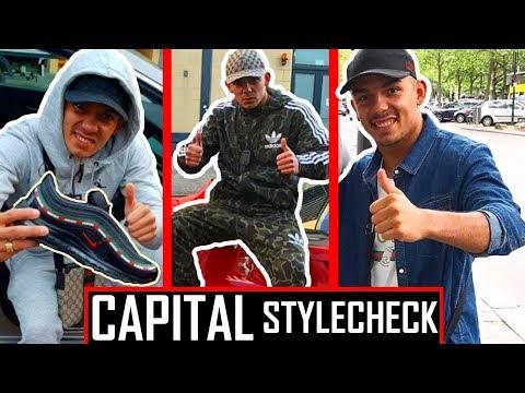 🔴 Welche Klamotten trägt CAPITAL BRA ? | Style Check 🔴