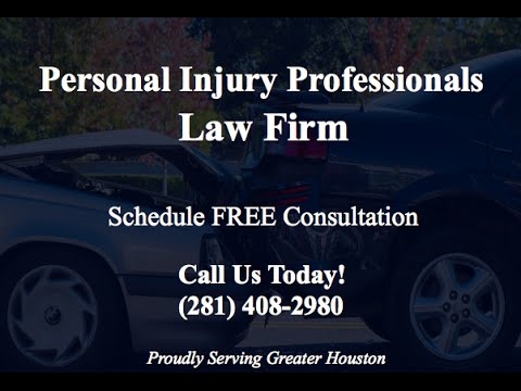 Best Personal Injury Lawyer | 281-408-2980 | South Houston, TX