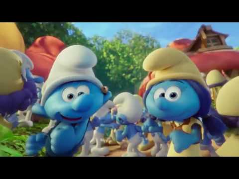 ENDING SCENE - SMURFS THE LOST VILLAGE (2017) | I'M A LADY BY MEGHAN TRAINOR