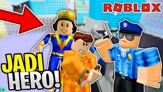 SO SUPERHERO ABAL ABALAN! 😂 | ROBLOX INDONESIA