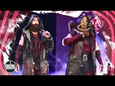 2017: The Bludgeon Brothers 6th & New WWE Theme Song -