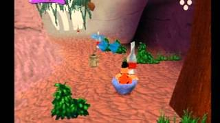 The Flintstones: Bedrock Bowling PS1 Intro + Gameplay