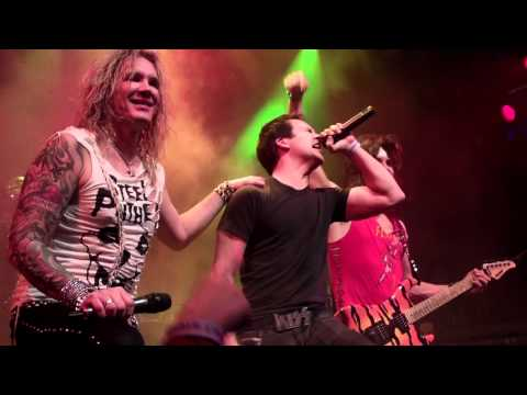 "Steel Panther w/Hal Sparks @ HOB ""Youth Gone Wild"" 1.16.12"
