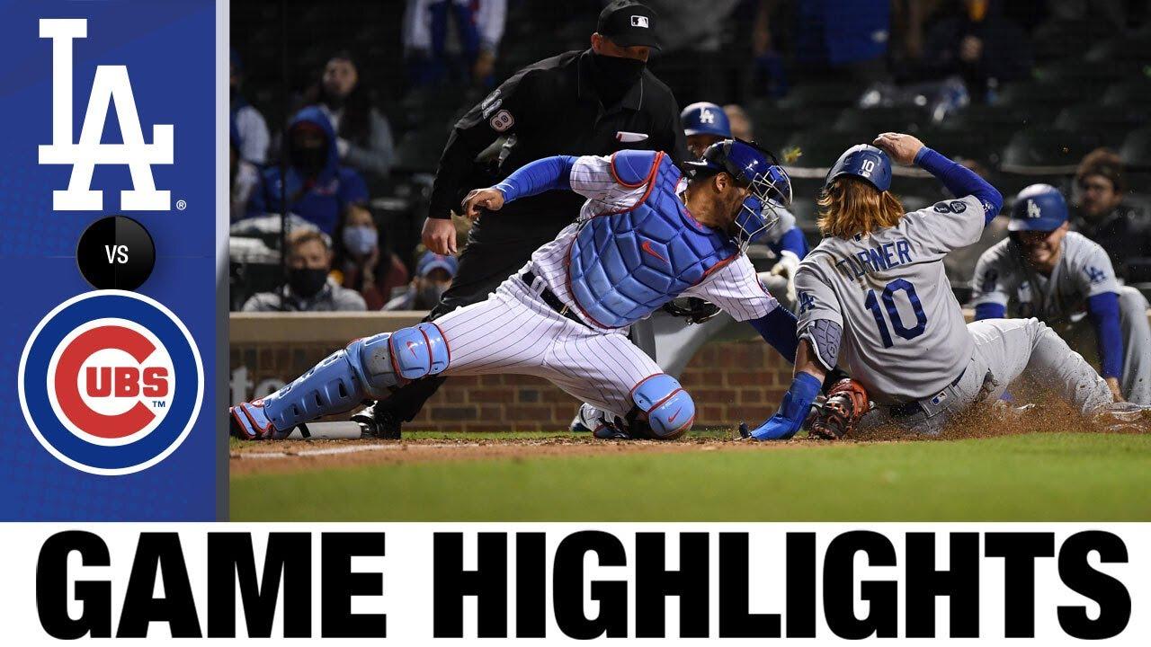 Download Dodgers vs. Cubs Game Highlights (5/05/21) | MLB Highlights