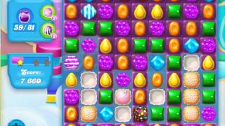 Candy Crush Soda Saga level 297 (3 star, No boosters)