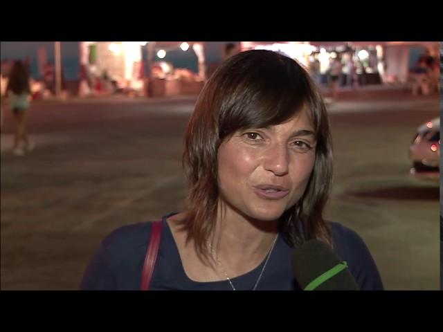 Debora Serracchiani alla Festa Pd a Livorno