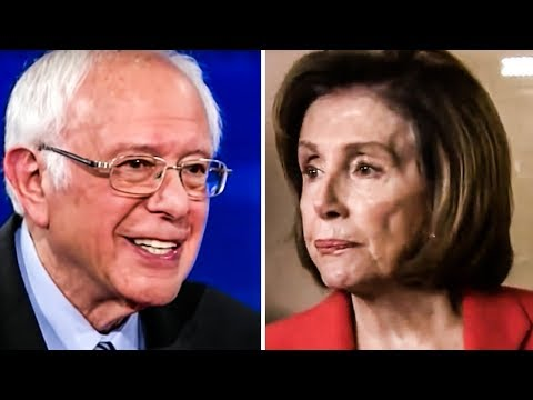 Pelosi Admits Bernie Sanders Won't Hurt The Party By Leading The Ticket