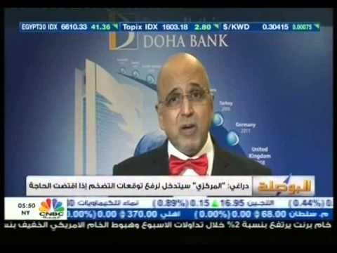 Interview with CNBC Arabia - Financial Market - 22-Nov-2015