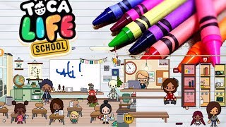 Let's Play School! Pretend Play Back To School For Kids Toca School Game For Kids