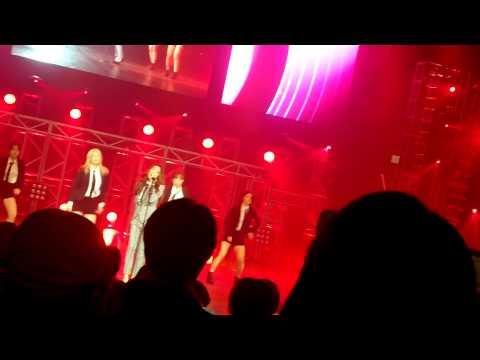 [FANCAM] Secret's Summer LiveDate Mate (Jieun Solo Stage)