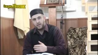 Урок о коллективном намазе. Абдулла Хаджи. | Центральная Мечеть г.Каспийск