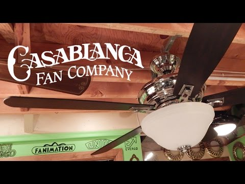 Casablanca Academy Gallery Ceiling Fan