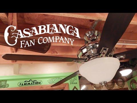 Casablanca Academy Gallery Ceiling Fan