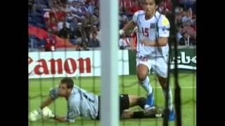 Euro 2004 Cesta Českého týmu turnajem