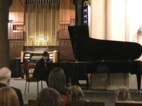 Иоганн Себастьян Бах - BWV 846-893 - Прелюдия №2 до минор