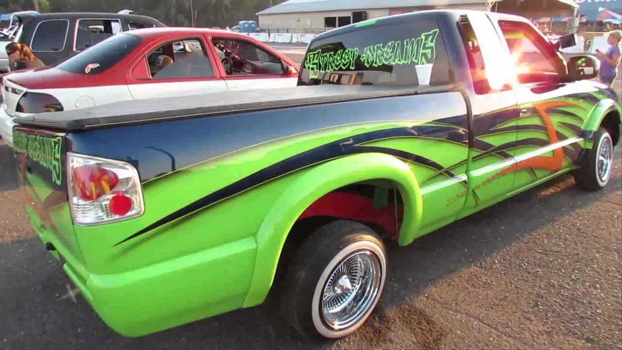 1999 chevy s10 lowrider