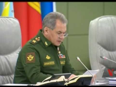 С. Шойгу - Министр обороны США