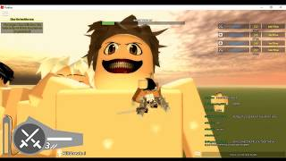 roblox games on pc the best one [attack on titan]