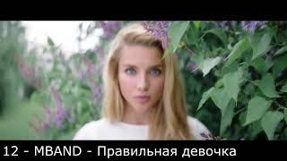 Топ 30 украинских песен 2017