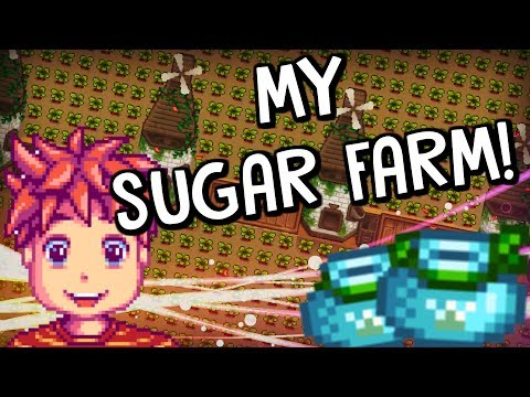 🍭Sugar Mill Farm Project!🍭 - *WHAT ON EARTH!?* - Stardew Valley