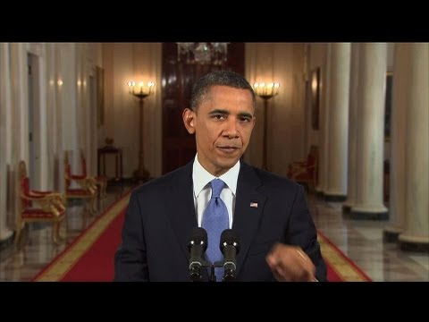 President Obama Reacts to Supreme Court's Health-Care Ruling